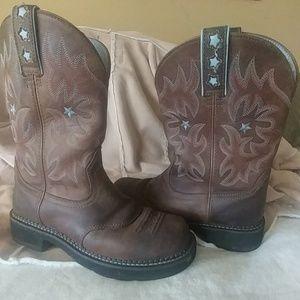 🐎Ariat Cowboy Boots Size 9B 🐎